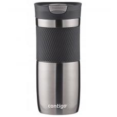 Stainless Steel Travel Mug Contigo Byron 470ml SNAPSEAL™