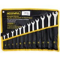 Combination wrench set 6-22mm CrV